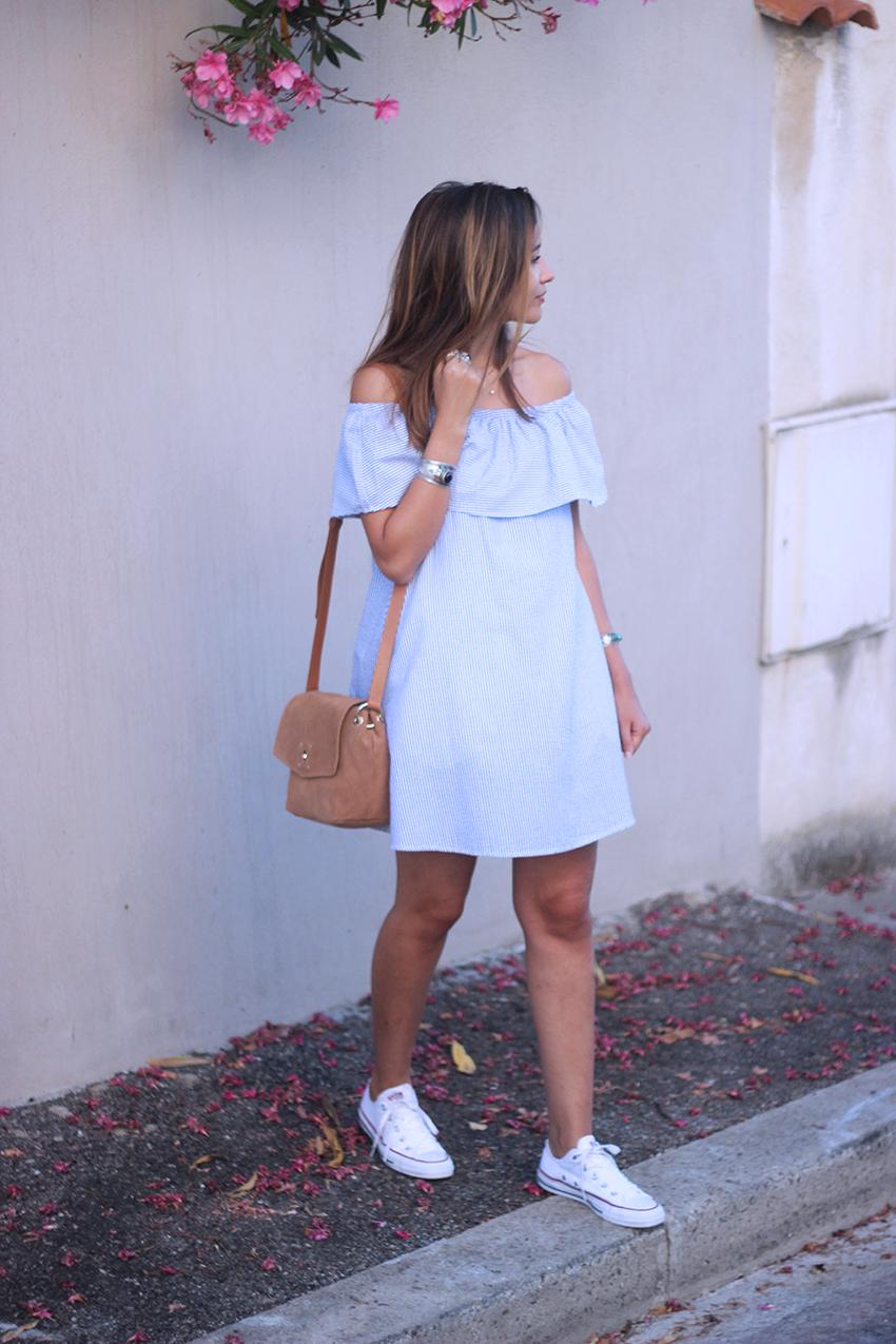 blog-mode-robe-rayée-été