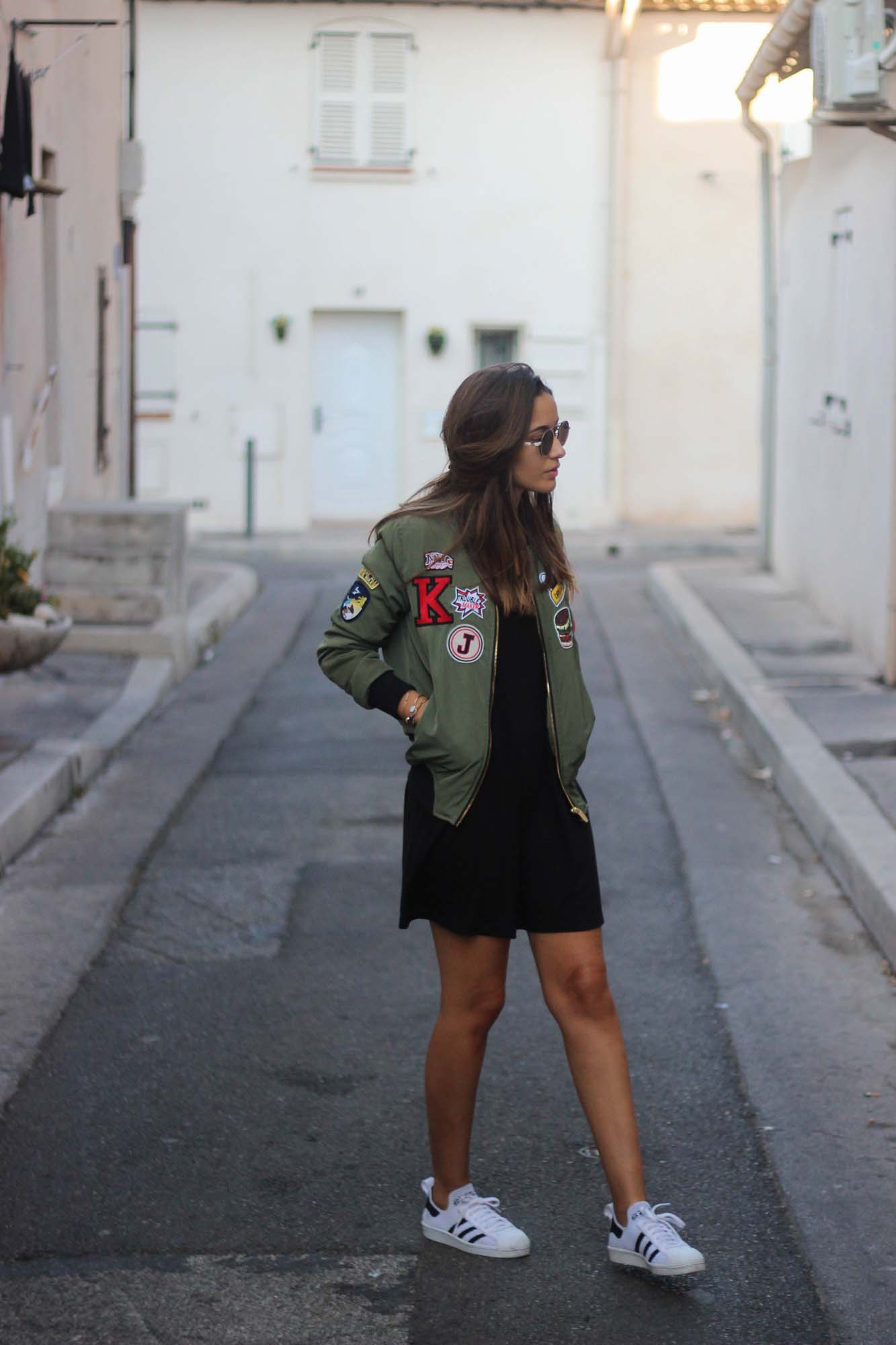 look-blogueuse-bomber