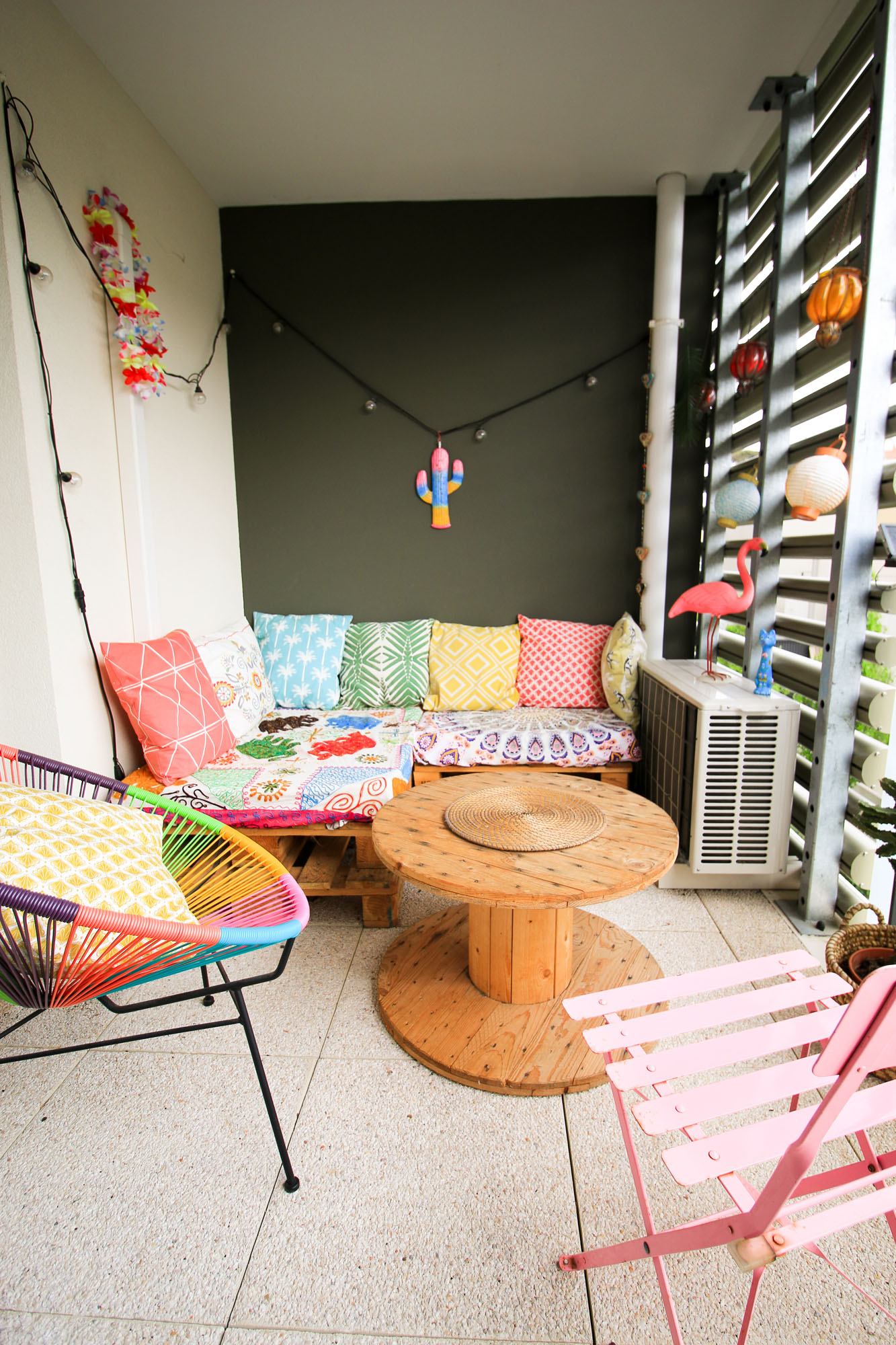 Un balcon printanier avec Botanic - Aménager et décorer son ...