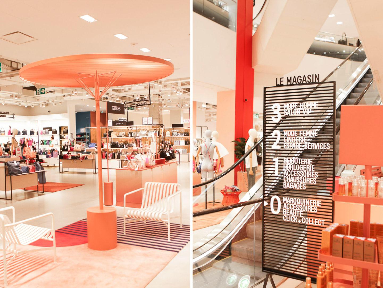 Découverte des nouvelles Galeries Lafayette du centre Prado