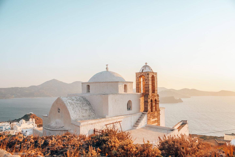 Les Cyclades #2 : Milos